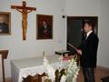 Przysięga w Kaplicy Ks. Arcybiskupa Metropolity